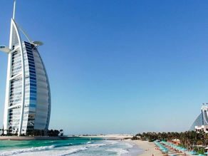 Women who posed naked on balcony in Dubai 'could be jailed for two years'