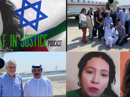 "Israelis sold the elusive ""Dubai dream"" could be walking into a nightmare - Gulf in Justice Podcast"