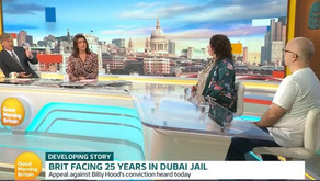 Billy Hood to remain in prison for further six weeks says Abu Dhabi court