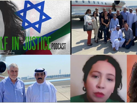 """Israelis sold the elusive """"Dubai dream"""" could be walking into a nightmare - Gulf in Justice Podcast"""