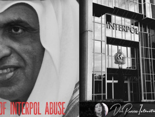 The King of Interpol Abuse