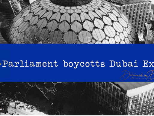 European Parliament votes to boycott UAE Expo due to human rights issues
