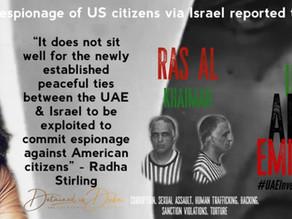 Daily Beast: Israeli spy firm targets Detained in Dubai