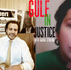Gulf in Justice Podcast with Radha Stirling - interview with Wolfgang Douglas. #FreeAlbert Campaign