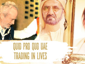 'Quid Pro Quo UAE' using diplomacy to expand powers
