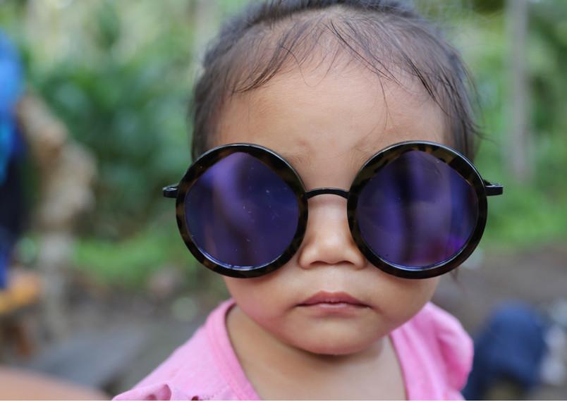 She got Specs