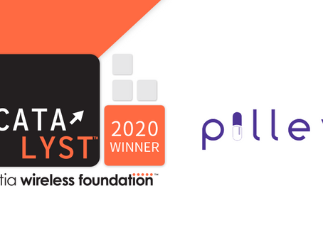 Pilleve Wins $25,000 Grant From CTIA Wireless Foundation Catalyst Program