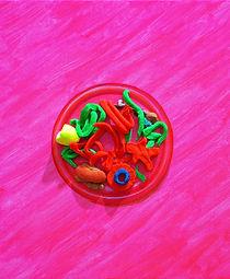 5.만찬(가장 배부른 식사) Ⅹ_2021_acrylic on canvas