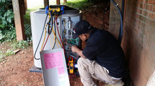 Potomac, MD VANESSA Air conditioning /Duct Work, New install
