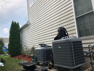 Lake Ridge, VANESSA Duct Work MD. DC . VA HVAC Air conditioning