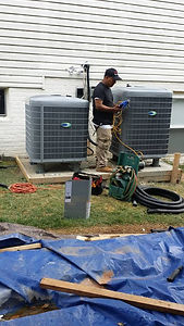 Replace HVAC System in winchester VA