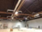 Hvac Duct Work installation