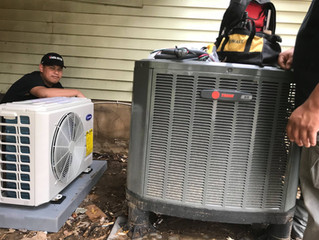 Falls Church, VA ,VANESSA, Duct Work, MD. DC . VA, HVAC