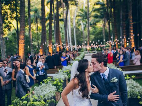 5 Razões para se casar ao ar livre
