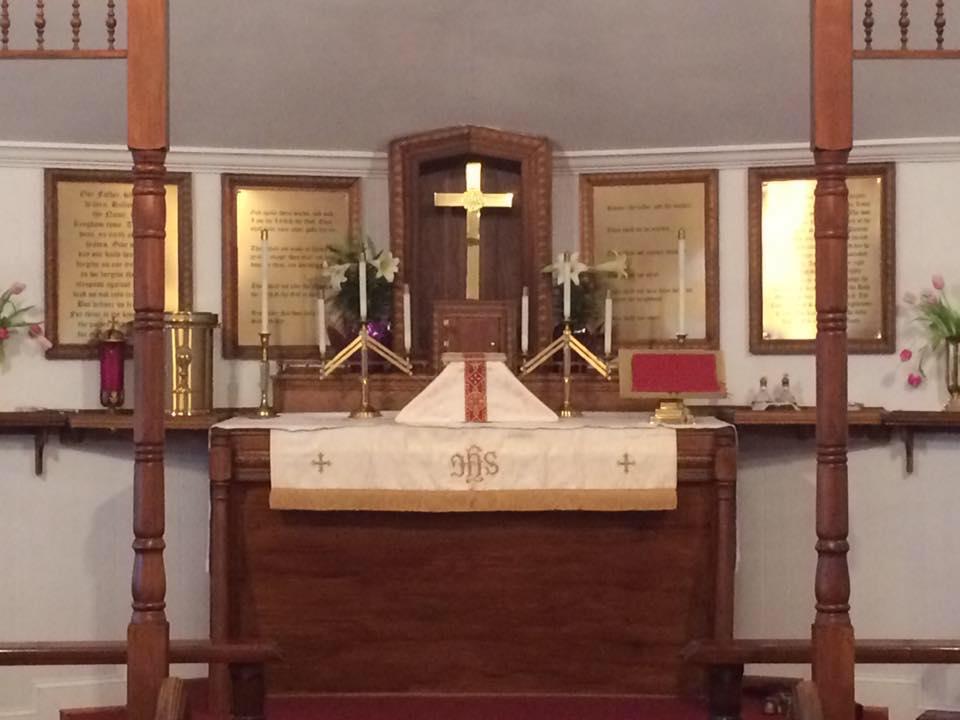 Eastertide at St. Bedes