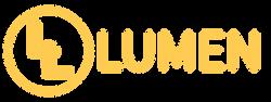 Lumen Logo with Text