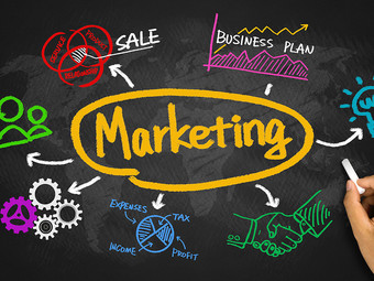 Marketing digital desde 4 ejes fundamentales