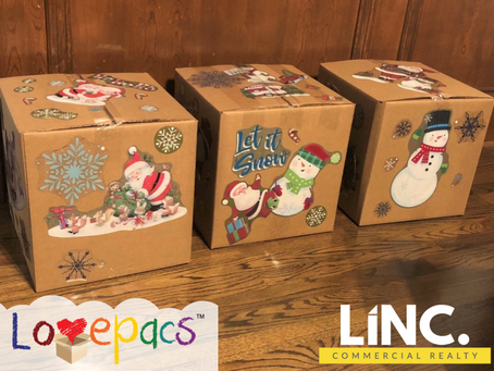 LINC's Local Charity Spotlight: Lovepacs, Serving Children in Need