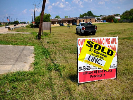 Congrats to KB Investment Group, the Newest Owner of Land in Sachse, TX!