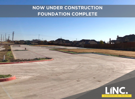 Prosper Gardens: Construction is Underway!