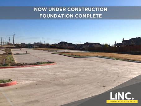 Prosper Gardens: Construction is Underway!