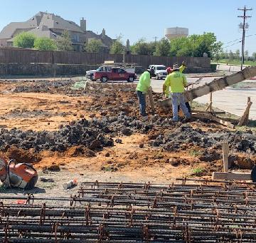 Prosper Gardens Construction Progress