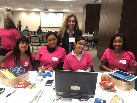 LINC Represented at 2019 CREW Careers Building Opportunities ®