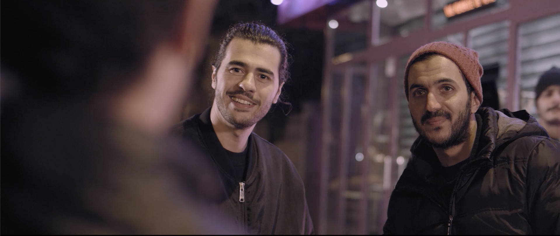 Richard Sabak et Fouad Hachani