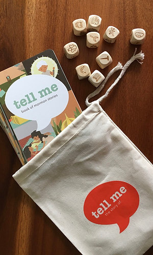 Tell Me (the story of...) Game