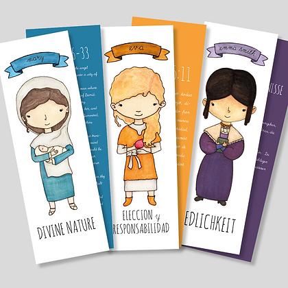 PDF- SPANISH, ESPANOL YW Bookmarks
