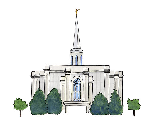 St. Louis Temple 8x10 PDF Download