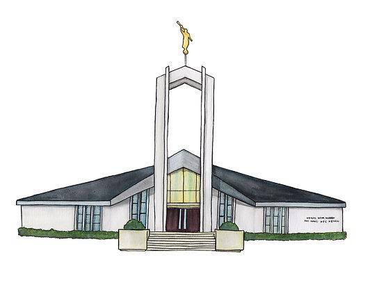 Freiberg Temple 8x10 PDF Download