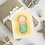 Thumbnail: Baby Jesus Christmas Card - 4x6 PDF download