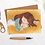 Thumbnail: Mary with Baby Jesus Christmas Card - 4x6 PDF download