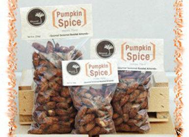 Pumpkin Spice Roasted Almonds (avail. Oct - Dec)