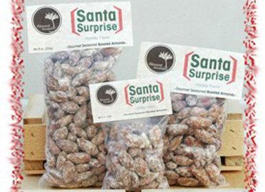 Santa's Surprise Roasted Almonds (avail. Oct - Dec)