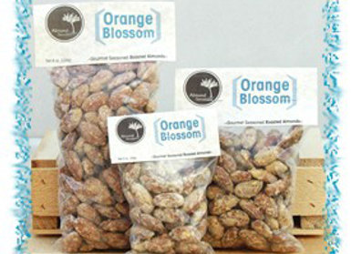 Orange Blossom Roasted Almonds