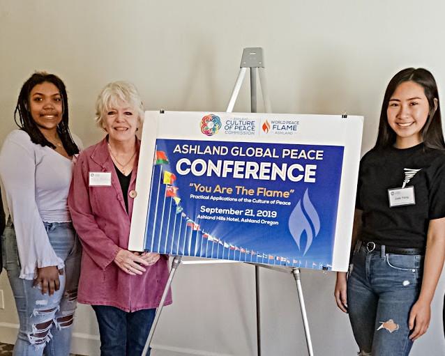 Ashland Global Peace Conference