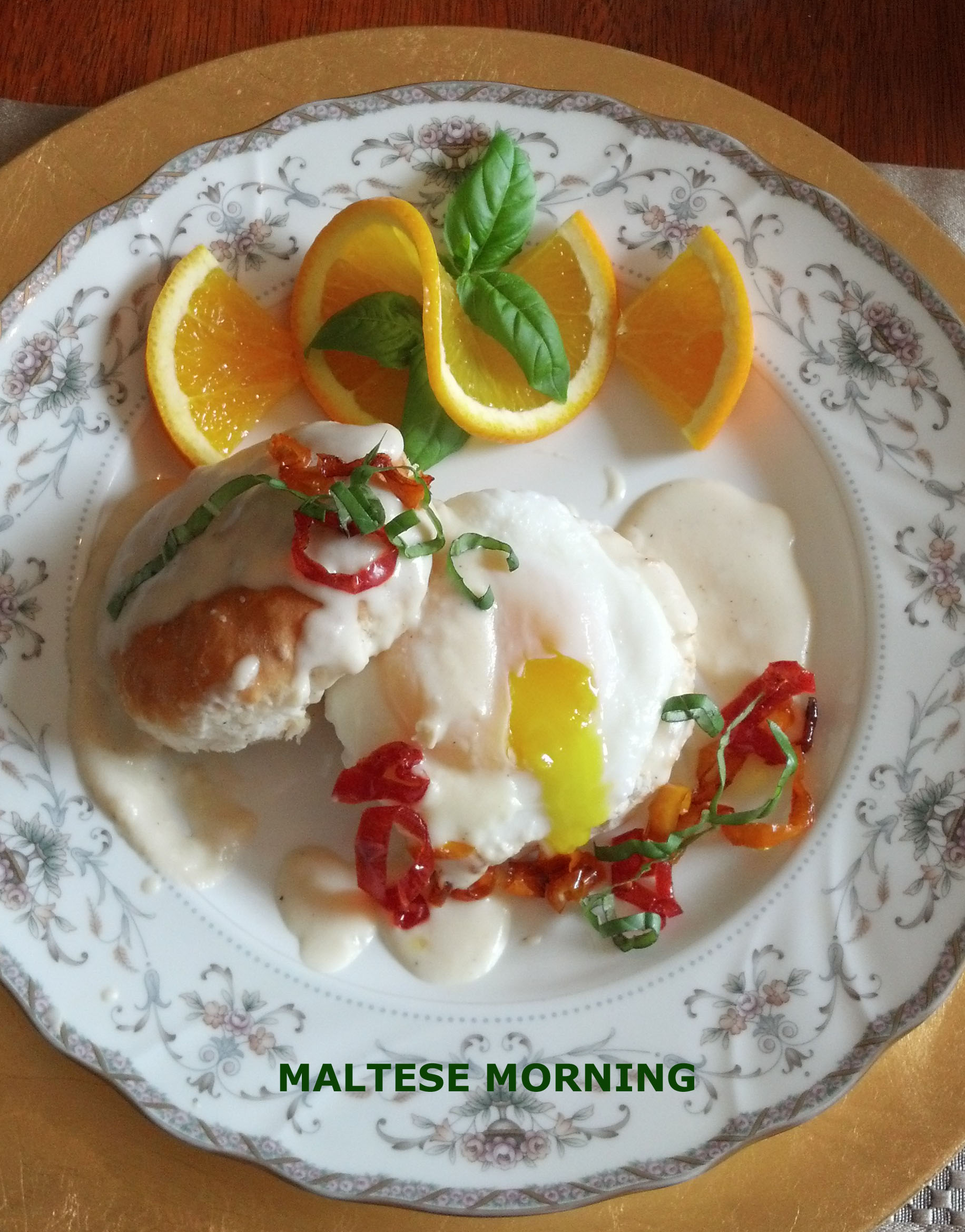 Maltese Morning