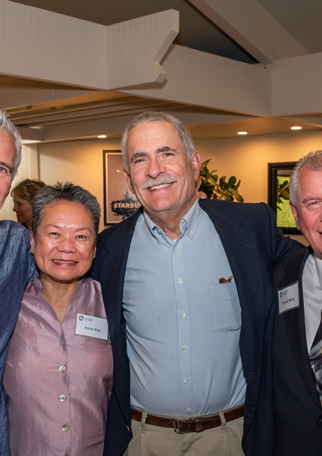 Ashland Global Peace Conference Reception