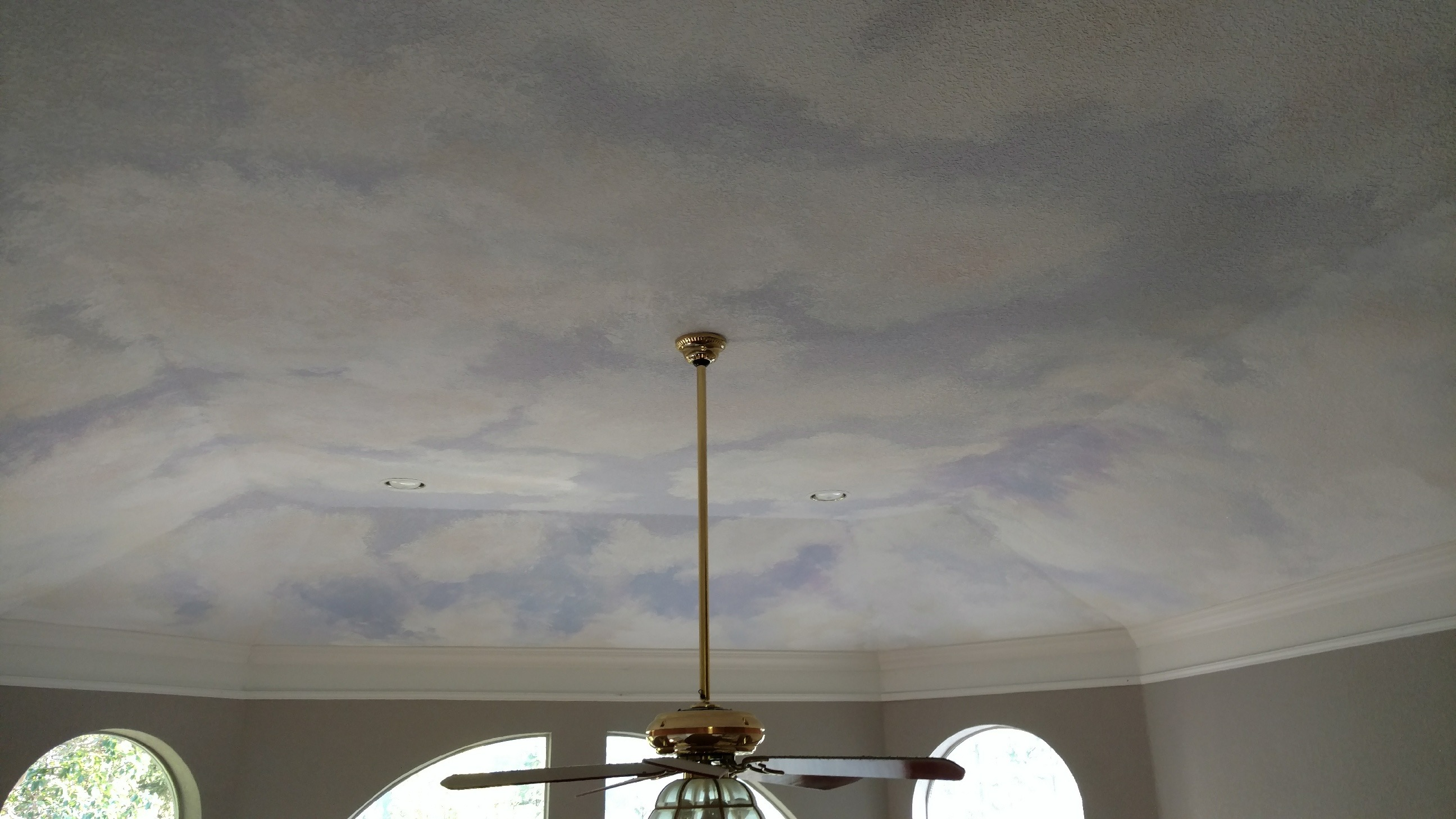 Living Room Clouds