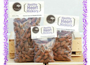 Healthy Heart Hickory Roasted Almonds