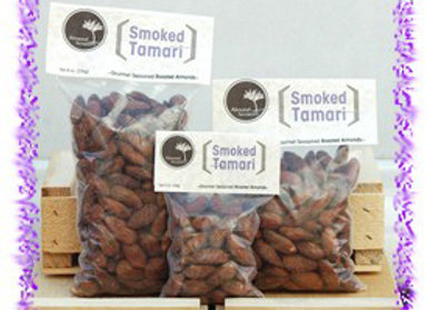 Smoked Tamari Roasted Almonds
