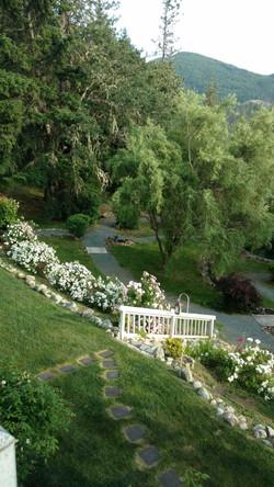 Stroll our Lower Garden