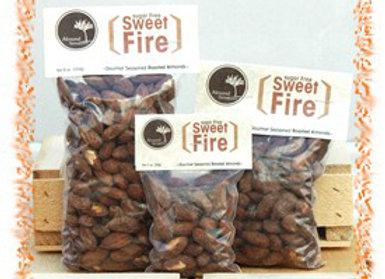 Sugar Free Sweet Fire Roasted Almonds