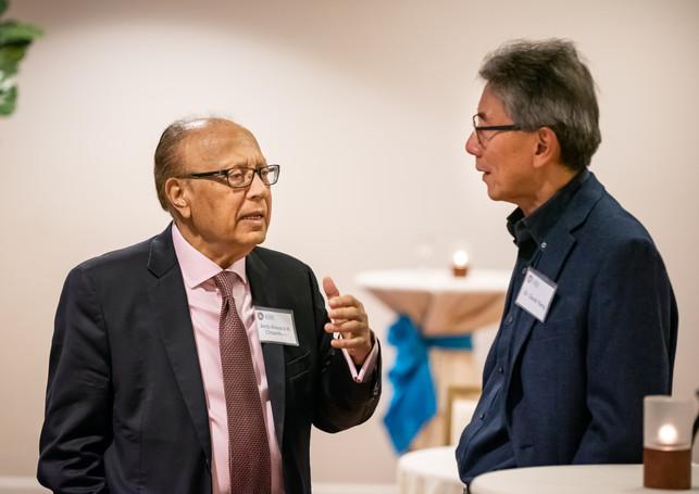 Ashland Global Peace Conference Reception