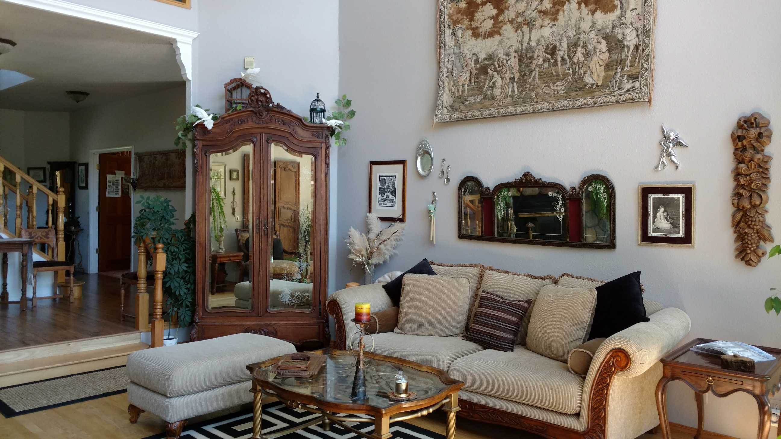Antiques and Tapestries