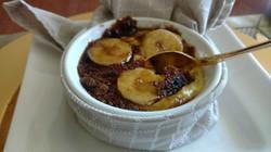 Crème Brûlée Oatmeal