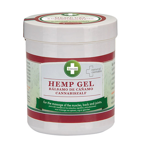 Hanfmassage-Balsam Hanf Gel Massage-Gel