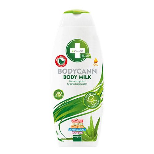 Bodycann Body Milk - Körpermilch aus Bio Hanfsamenöl